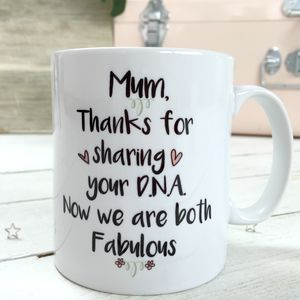 Mothers Day Dna - new in home