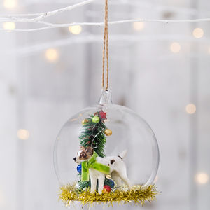 Christmas Party Dog Decoration - view all decorations