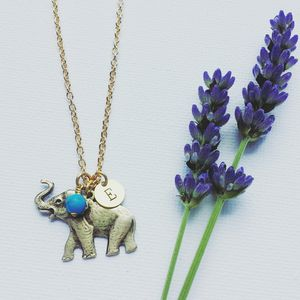 Lucky Elephant Necklace - necklaces & pendants