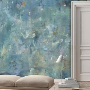 Garden Of Earthly Delights Wall Mural By Barry Spence - home decorating