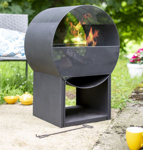 Porthole Firepit - fire pits & outdoor heating