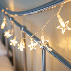 Star Battery Fairy Lights - new lines added