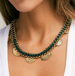 Taka Statement Necklace - necklaces & pendants