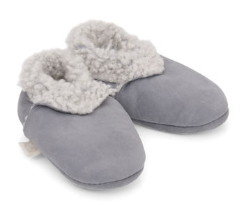 Baa Baby Lambskin Booties Four Colours