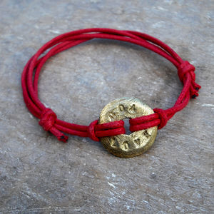 Personalised Eternal Hoop Bracelet