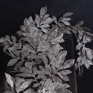 Gold Leaf Garland - garlands & bunting