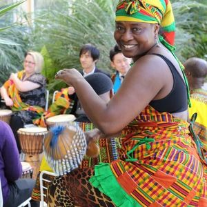 African Drumming Workshop For Two - father's day gifts
