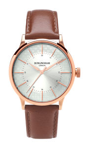 'Confluence' Rose Gold Watch - watches