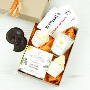 Uplifting Natural Gift Set - bath & body