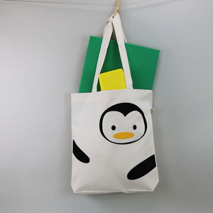 Personalisable Penguin Bag - stockings & sacks