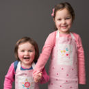 Personalised Girls Star Apron