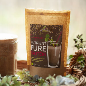 Nutrient Pure Organic Protein Powder 950g