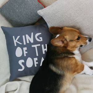 Sofa King Cushion