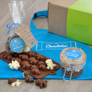 Personalised Chocolate Dinosaurs Kit For Little Boys - kitchen accessories