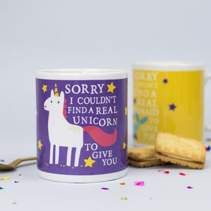 Unicorn Mug - unicorns