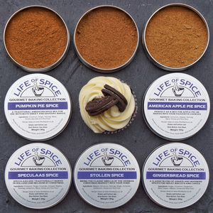 The Famous Five Baking Spices Collection