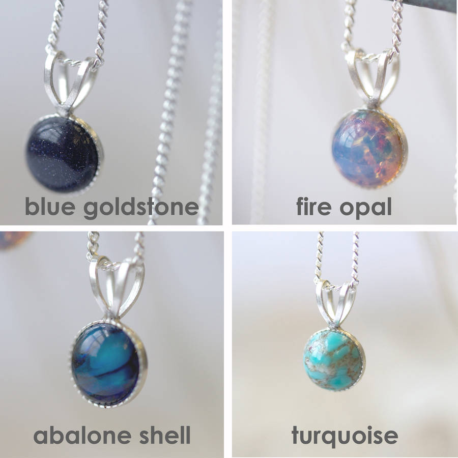 precious pendants semi original pendant product mounir mounirlondon com stone notonthehighstreet by london