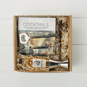Cocktails Whisky Gift Set