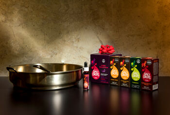 Spice Drops® Curry Collection With Recipe Booklet