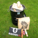 Festival Barrel Bbq Kit