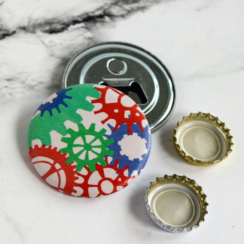 Bike Gears Bottle Opener For Cyclist