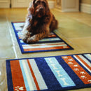 Howler And Scratch Patterned Mats And Runners