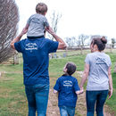 Lets Make Amazing Memories Family Tshirt Set