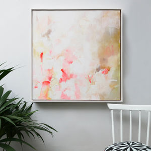 Slan An Original Painting - modern & abstract