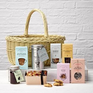 Ultimate Afternoon Tea Hamper - 60th birthday gifts