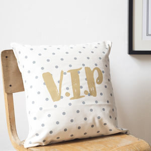 V.I.P Cushion Cover - cushions