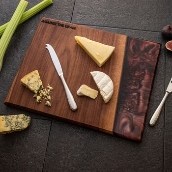 Hand Made Cheese Board