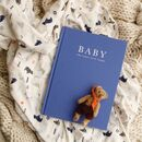 Baby Memory Keepsake Book From Birth To Five Years