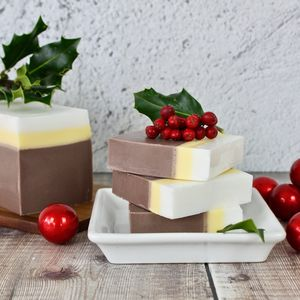 A Slice Of Christmas Handmade Soap