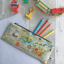 Children's Pirate Pencil Case