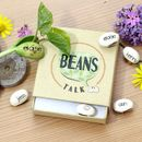 Personalised Message Seeds Gift Set