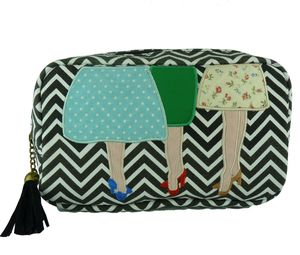 Mad Men Cosmetic Bag More Designs - health & beauty sale