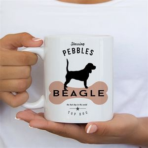 Beagle Dog Owners Mug And Tableware