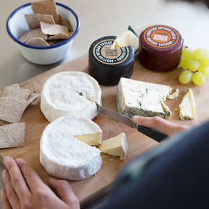 Artisan Cheese Lovers Club - gifts for her
