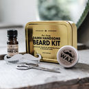Beard Grooming Kit. Natural Beard Care