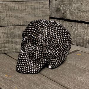 Studded Skull Ornament - view all gifts