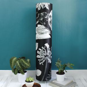 Monochrome X Ray Metre High Botanical Floorlamp - lighting