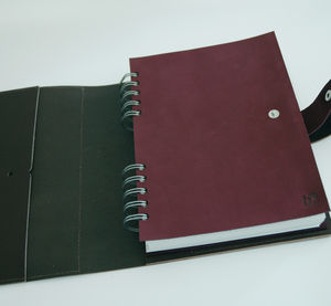 Refil For Personalised Leather Journal