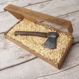 Chocolate Axe Gift Box