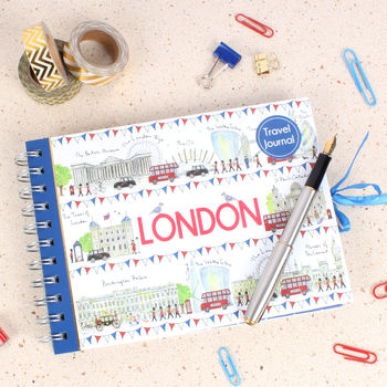 London Icons Travel Journal