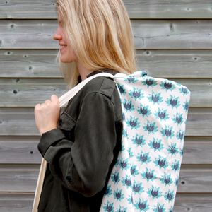 'The Padma' Yoga Mat Bag - yoga