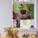 Blooming Birds Lampshade, Rhododendron