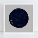 Horoscope Constellation Zodiac Star Sign Prints