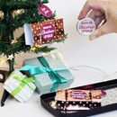 Mulled Gin Lip Balm Christmas Cracker