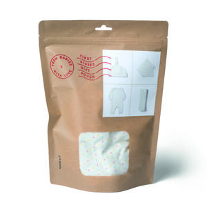 First Kisses Organic Gift Pouch Jumbo