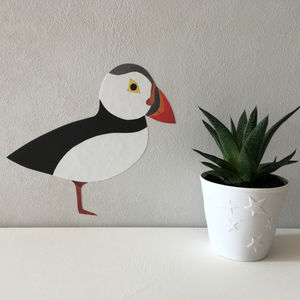Puffin Wall Sticker